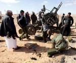 Rebeldes da Líbia
