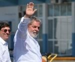 Lula visita porto de Mariel. Foto: AIN