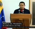 Ler a mensagem do presidente Chávez ao povo da Venezuela