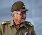 O ministro das Forças Armadas de Cuba, general Julio Casas Regueiro