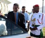 Guyana acuerdos con Brasil.