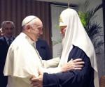 KIril frente a Papa