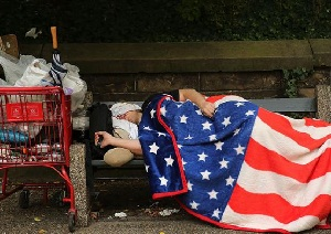 Estados Unidos homeless