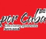 LOGO ELECCIONES CUBA