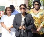Namibia homenaje Fidel