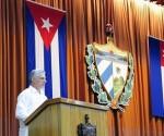 Diaz discurso Asamblea