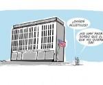 Embajada eeuu caricatura