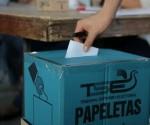 Salvador votacion