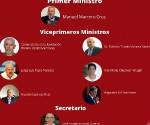 ministros cuba