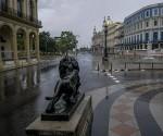Habana vieja aislamiento