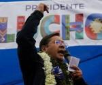 Bolivia presidente