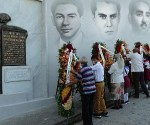 Homenaje Santiago Cuba