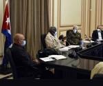Cuba reunion construccion