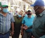 Cuba agricultura Valdes Mesa